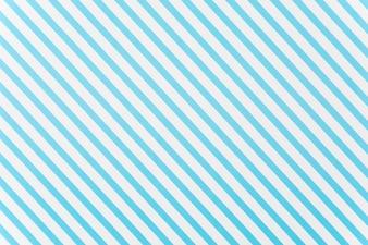 Blaues und weißes Linienmuster