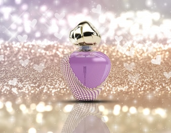 Bote de Parfum