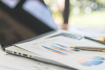 Buchhaltungsinformationen Indexdaten jährlich