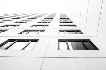 Bürogebäude Muster Texturen