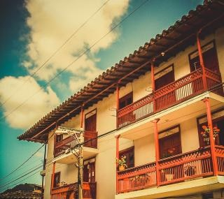 Casa de jardin Antioquia