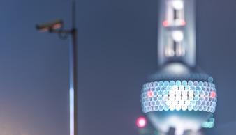 CCTV-Überwachungskamera