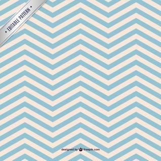 Chevorn blau nahtlose Muster