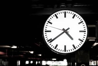 Closeup Uhr