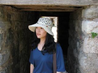 die koreanische gesehen Festung Rumeli Hisar