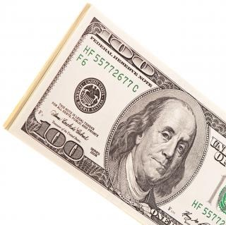 Dollar-Geld