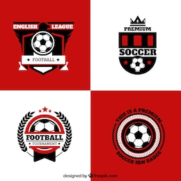 Englisch Fußball-Abzeichen