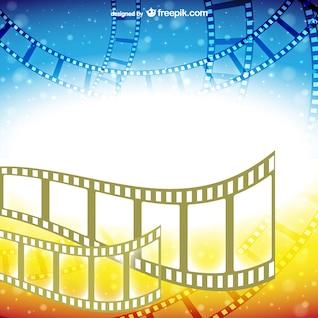 Film Hintergrund Vektor