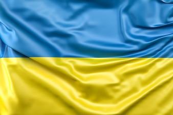 Flagge der Ukraine