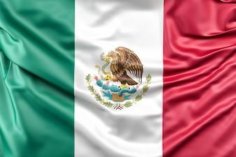 Flagge von Mexiko