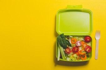 Frischebox weiße Bohnen gesund