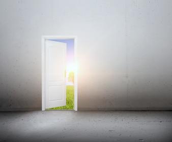 Gelegenheit, ein neues Leben zu beginnen