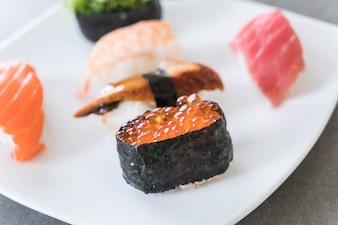 Gemischtes Sushi-Set
