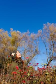 Genießen Sie den Herbst