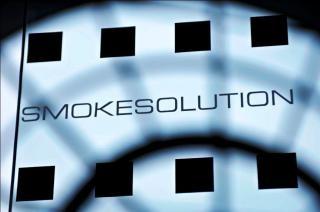 Glas-Design für smokesolution
