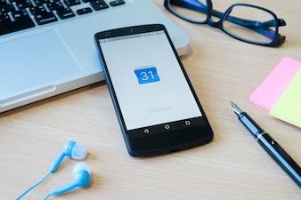 Gmail nahaufnahme marktkalender user site