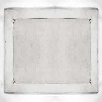 Hochauflösende weiße Holzrahmen Hintergrund