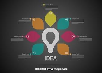 Infografik-Design