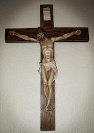 Jesus am Kreuz, Kirche