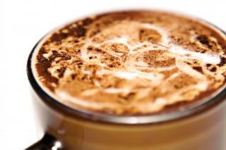 Kaffee heiß