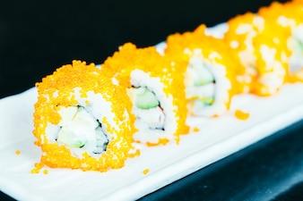 Kalifornien sushi maki