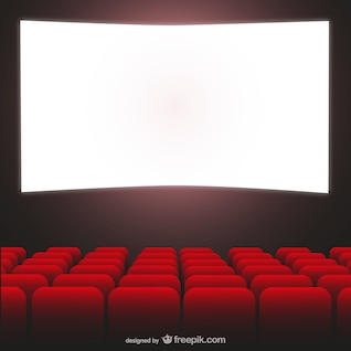 Kino Vektor-Kunst