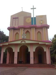Kirche in Pala