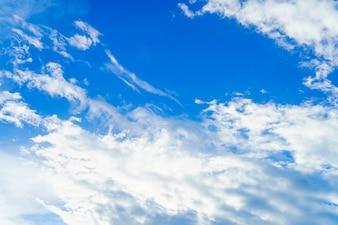 Klarer Hintergrund Feuchtigkeit Natur Cloudscape