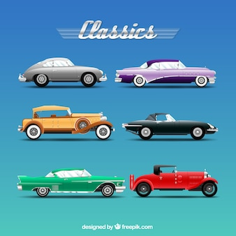 Klassische Fahrzeuge