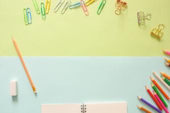 Kreative hölzerne über büro designer mode