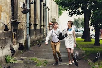 Leben Braut lviv Haar Urlaub