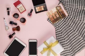 Make-up Rock Geschenkbox