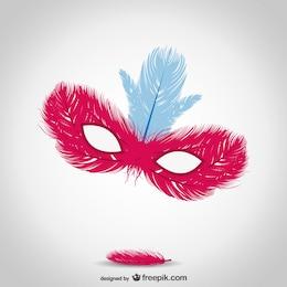 Maske Vektor-Illustration