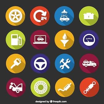 Mechanic Symbole