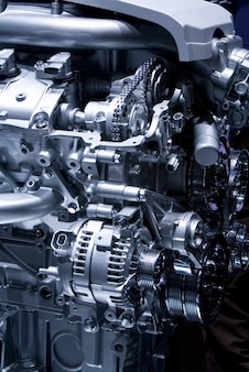 Mechanisches Auto alternative Verschmutzung teuer