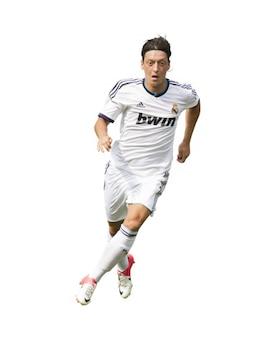Mesut Özil von Real Madrid la liga
