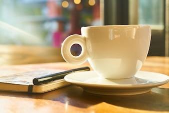 Mit kaffee lernen