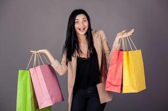 Mode Mode erwachsenen glücklichen Lebensstil