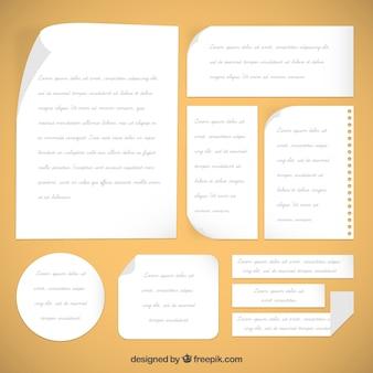 Notes-Vorlage
