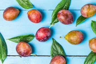Obstgarten Vegetarier oben Dessert
