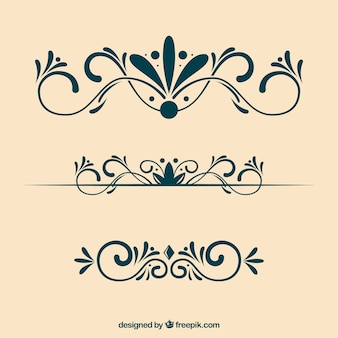 Ornamental Dekoration