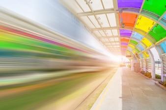 Park power alternative öffentlichen transport