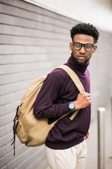 Person Amerikanische Geschäft afrikanischen Mann