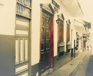 Puertas jardin Antioquia