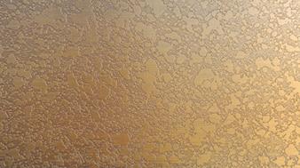 Raumnieten Rahmen horizontale Metalloberfläche