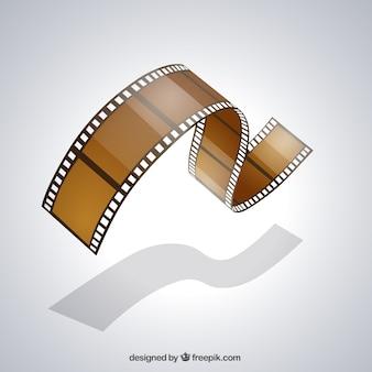 Retro Filmstreifen