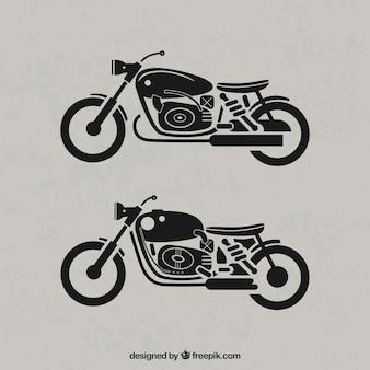 Retro Motorräder