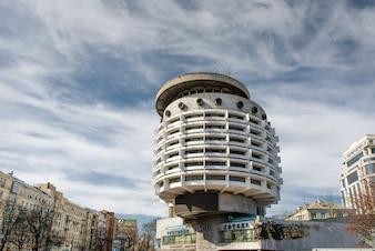 Salut Hotel im Zentrum von Kiew
