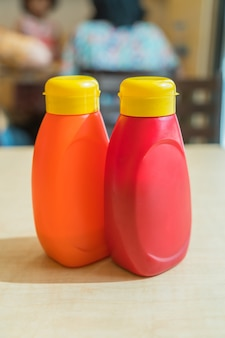 Saucenflasche