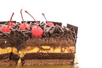 Schokoladeneis-Kuchen